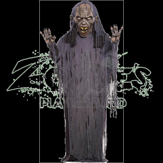 12 Foot Hanging Zombie Man