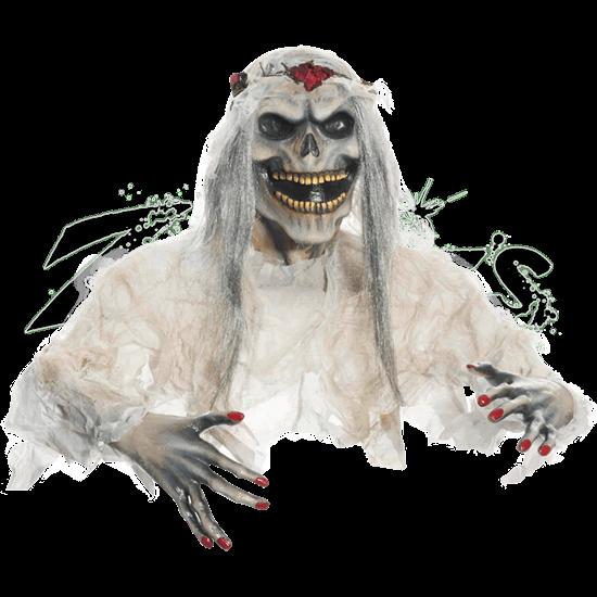 Groundbreaking Zombie Bride