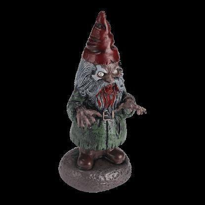 Zombified Garden Gnome