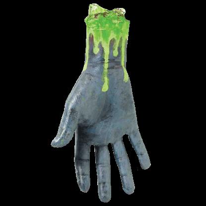 Severed Biohazard Zombie Hand