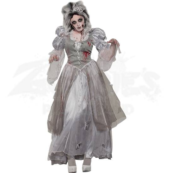 Enchanted Zombie Princess Costume