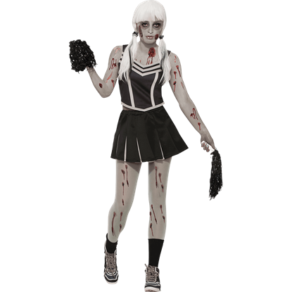 Undead Cheerleader Costume