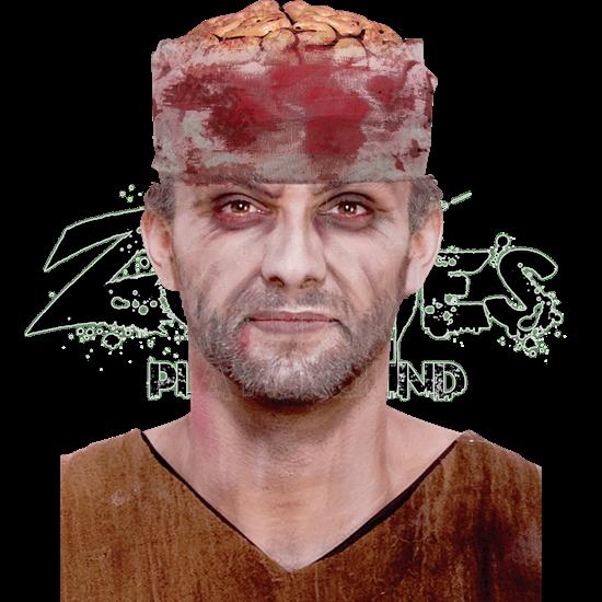 Bloody Brain Headpiece