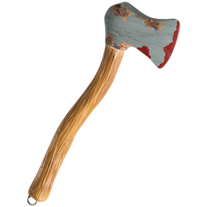 Bloody Axe Horror Ornament