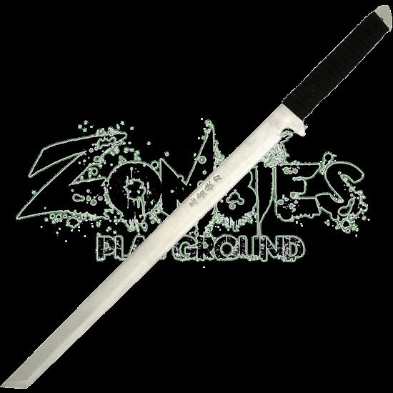 Silver Urban Ninja Sword
