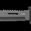 Serrated Black Survivor Knife