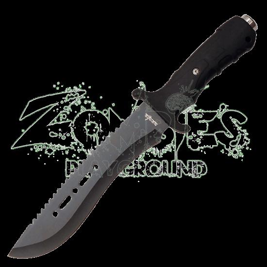 Black Jungle Survivor Knife