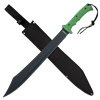 Black Scimitar Jungle Machete