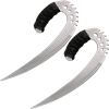 Silver Ulak Saber Claws
