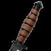 Clip-Point Combat Knife
