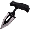 Tactical Silver Push Dagger