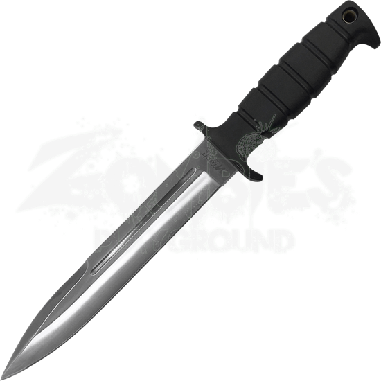 Spear Point Combat Knife