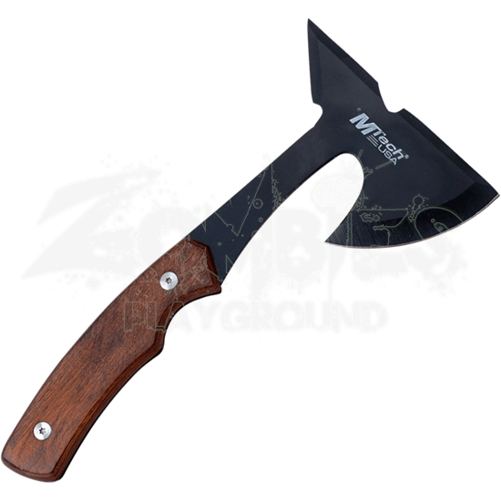 Wood Grip Hand Hatchet
