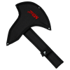 Black Steel Combat Hand-Axe