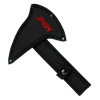 Black Steel Tactical Hand-Axe