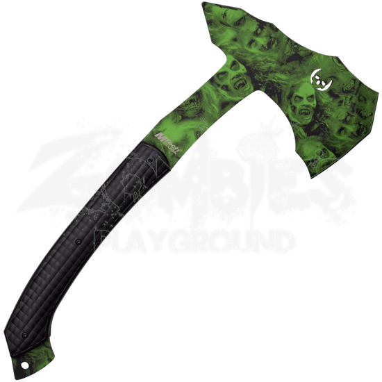 Soul Cleaver Zombie Axe