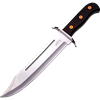 Saw Back Bowie Knife
