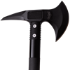Black Tactical Battle Axe
