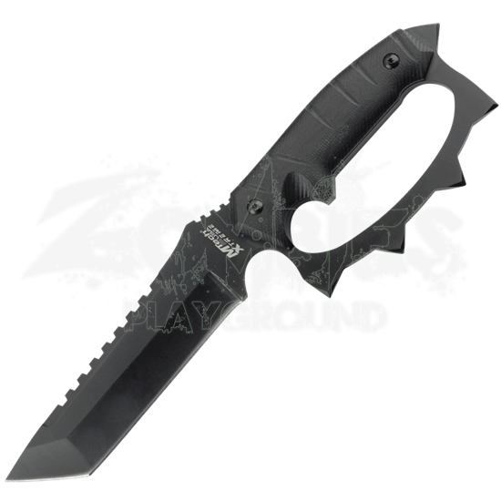 Spiked Knuckle Guard Knife