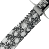 Drop Point Skull Knife