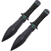 Biohazard Serrated Throwers