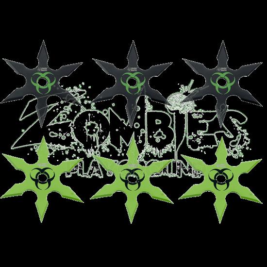 Zombie Ninja Stars