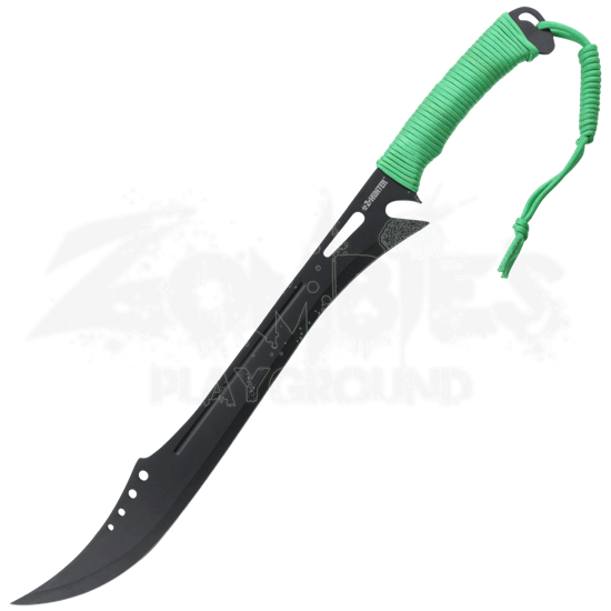 Zombie Hunter Scimitar Machete