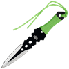 Zombie Skull Throwing Knife
