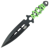 Cord Wrapped Zombie Throwing Knife