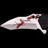 Red Blood Z-Hunter Knife
