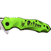 Green Z-Hunter Knife