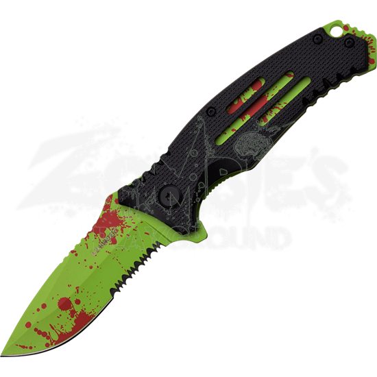 Green Blade Z-Hunter Knife