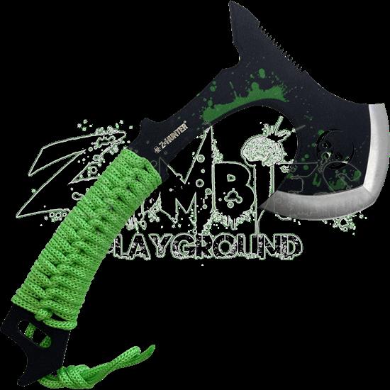 Zombie Hunter Hand Axe