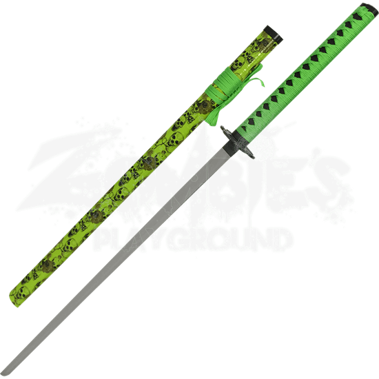 Zombie Slayer Ninja Sword