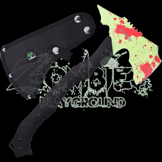Zombie Slayer Tomahawk
