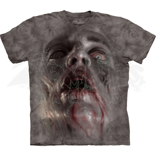 Zombie Face T-Shirt