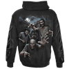 Zombies Unleashed Zip Up Hoodie