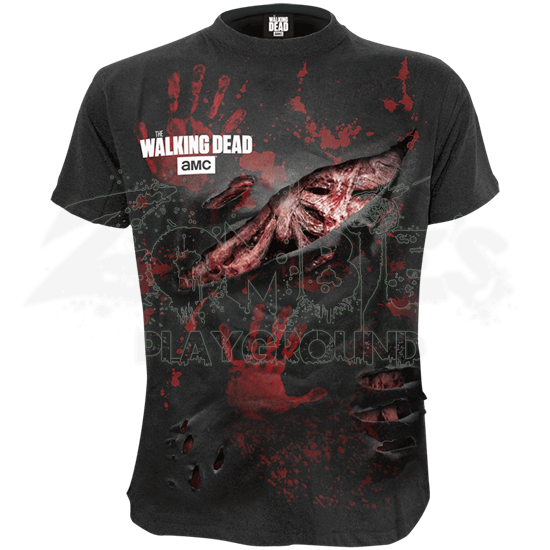Walking Dead Rick T-Shirt