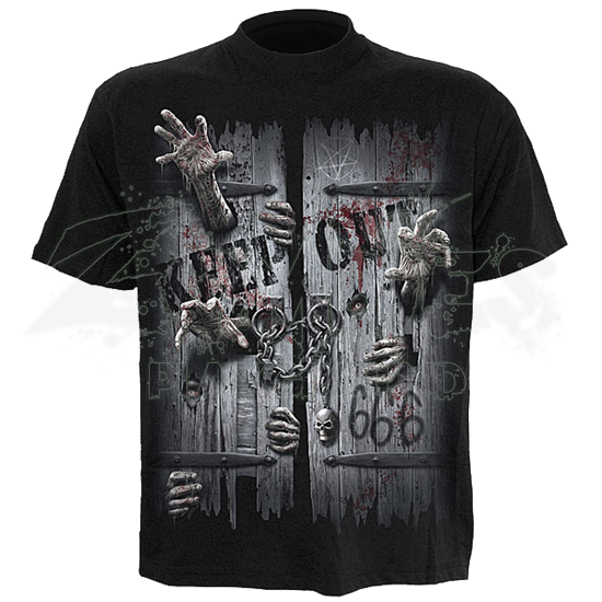 Zombies Unleashed T-Shirt
