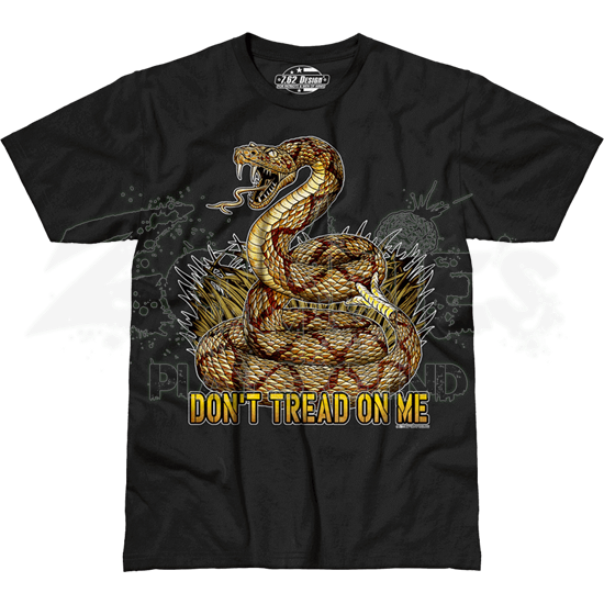 Don't Tread On Me Premium T-Shirt