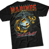 USMC Eagle, Globe & Anchor V.2 T-Shirt