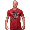 Patriotism Is Not A Crime Premium T-Shirt