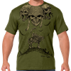 Ghosts of War Jumbo Print T-Shirt