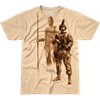 Spirit of a Warrior Jumbo Print T-Shirt