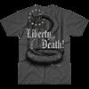 Liberty or Death Jumbo Print T-Shirt
