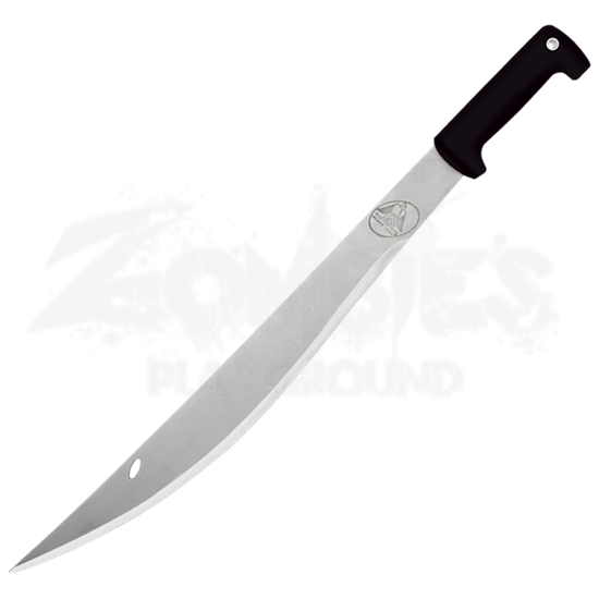 Hog Sticker Machete - Satin Blade