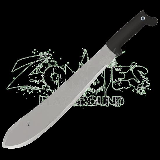 Bolo Machete - Satin Blade