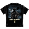 US Army Strong Helicopter T-Shirt