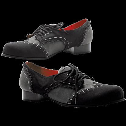 Frankie Zombie Saddle Shoes