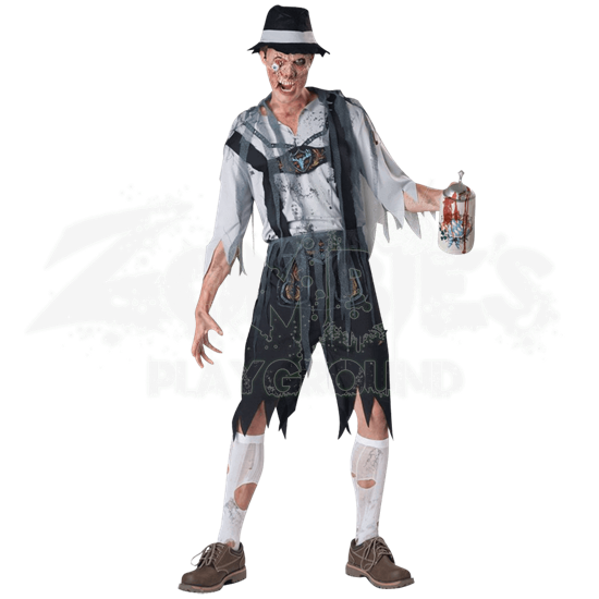 Zombie OktoberFEAST Adult Costume